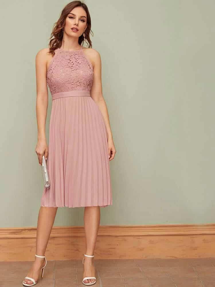 Amazing chiffon dress