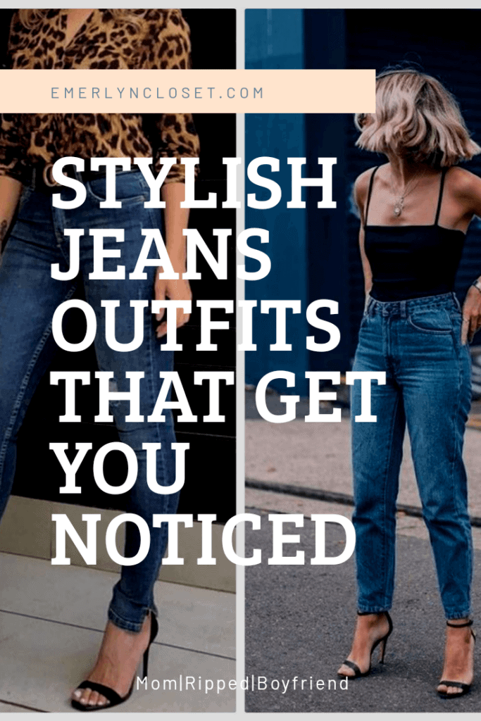 Women Jeans Outfits