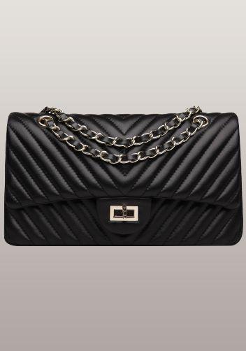 Black chanel look alike bags for sale.