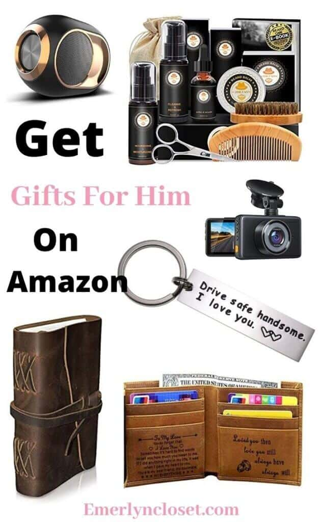 Got some affordable gifts for him! Are you in a mood to award a special male in your life with a gift but don't know where to start? Created  gift guides for him whether you're looking for gift ideas for men, gifts for him Christmas gift ideas or gift ideas for boyfriend. There are gift ideas all around us, no matter the taste. Give the gift of gifts! Gift ideas | Birthday gifts | Fathers day gifts #giftsforhim #gifts #giftguides #giftsformen