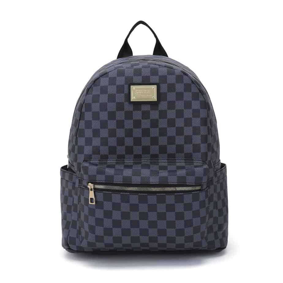 Fabulous LV dupe Backpack just for you. A dupe Louis Vuitton Backpack which cost less but has that Louis Vuitton dupe style. These LV look alike Bags will solve your Backpack situation and I've helped you find the best lv dupes for the Backpack. Look alike Louis Vuitton for the Louis Vuitton dupe Backpack.