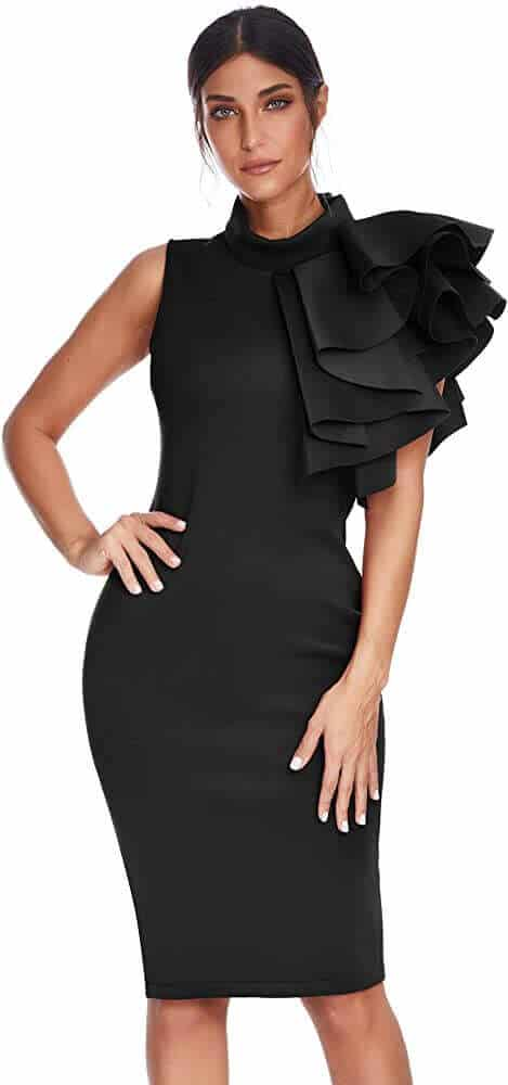 Every girl needs a little black dress. little black dress casual |  little black dress classy | little black dress cocktail. Do you like a short black dress, tight black dress or stylish dresses for women. A black dress is so sophisticated in my eyes, such stylish dresses. LBD or a long long black dress works for most formal events. Where will you be wearing your little black dress outfit too? Dress |Dresses | Women dresses  #littleblackdress #LBD #blackdress #dress