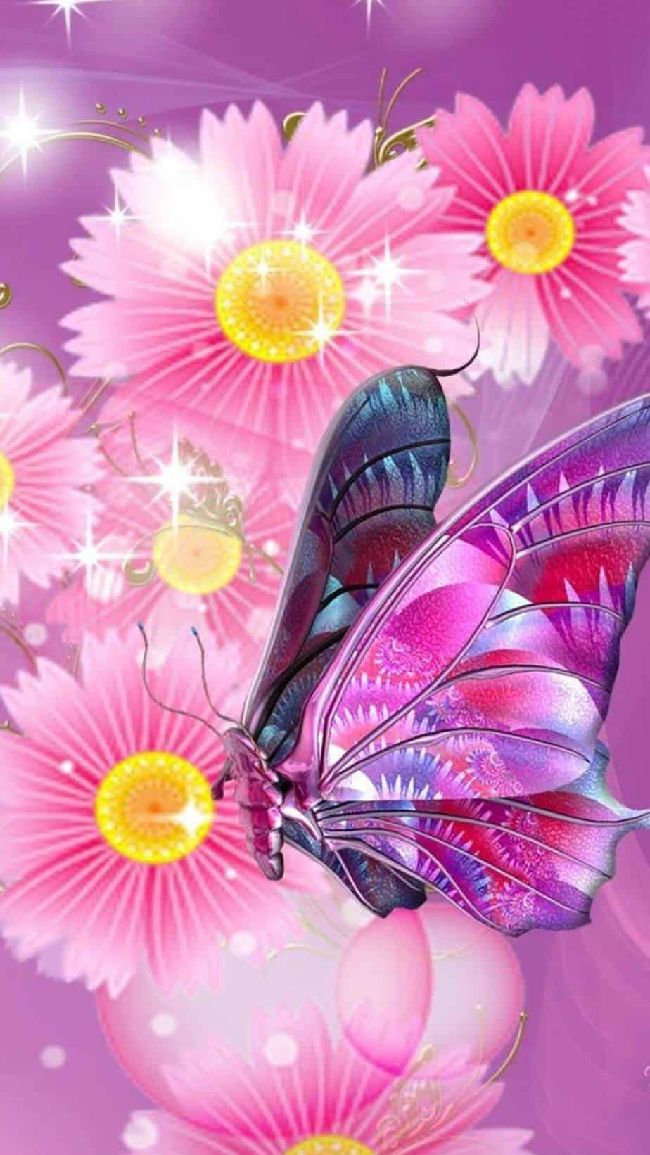 cute butterfly wallpapers iphone.