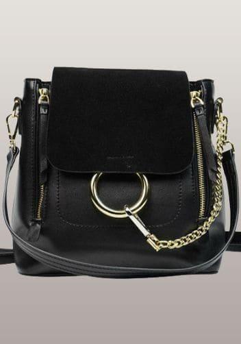chloe faye backpack dupe | chloe backpack dupe | chloe bag look alike